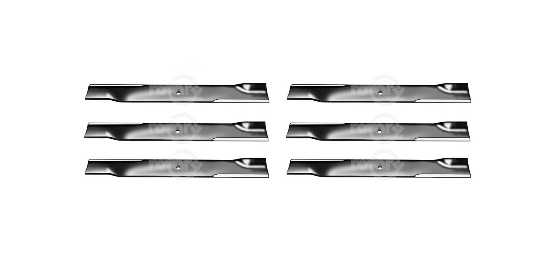 6 Pack High-Lift Mower Blades Fits Toro 105-7781