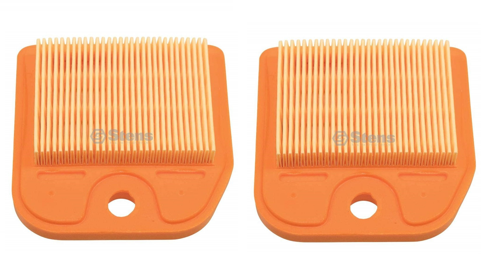 2 Pack Air Filter Fits Stihl 4237-141-0300 HS81R GS81RC HS81TC HS86R HS86T