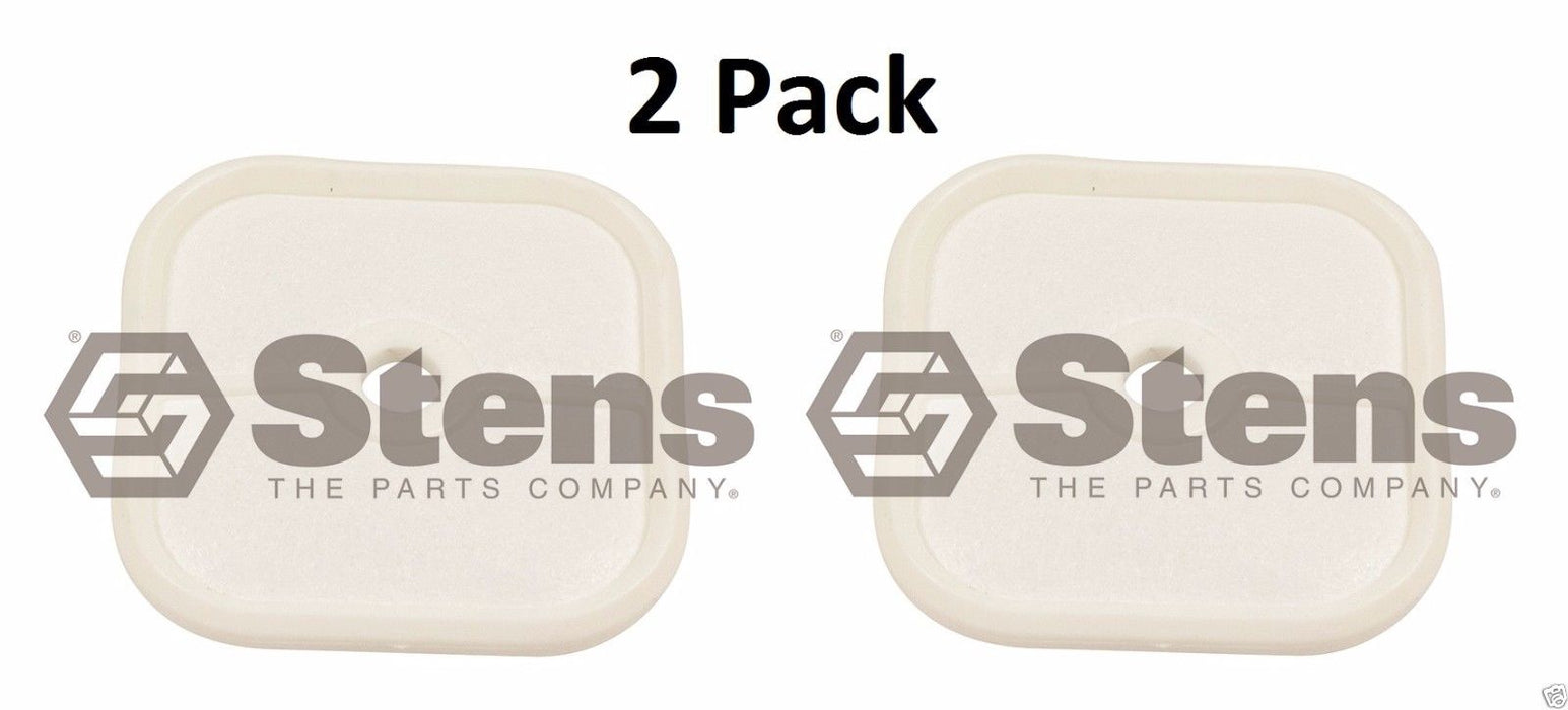 2 Pack Stens 102-571 Air Filter for Echo A226000473 A226000472 PB251 PB255 PB265