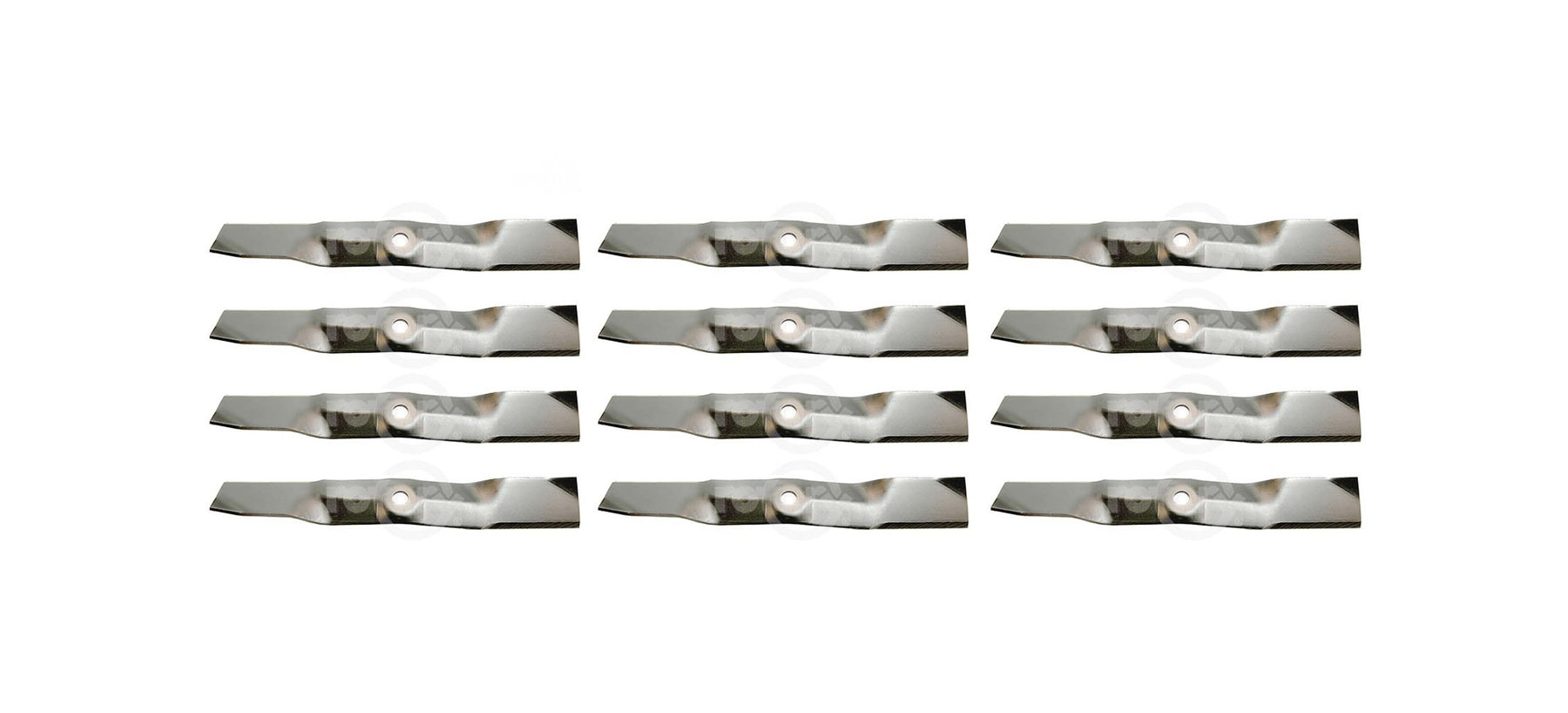 12 Pack Lawn Mower Blades Fits Windsor 50-4442