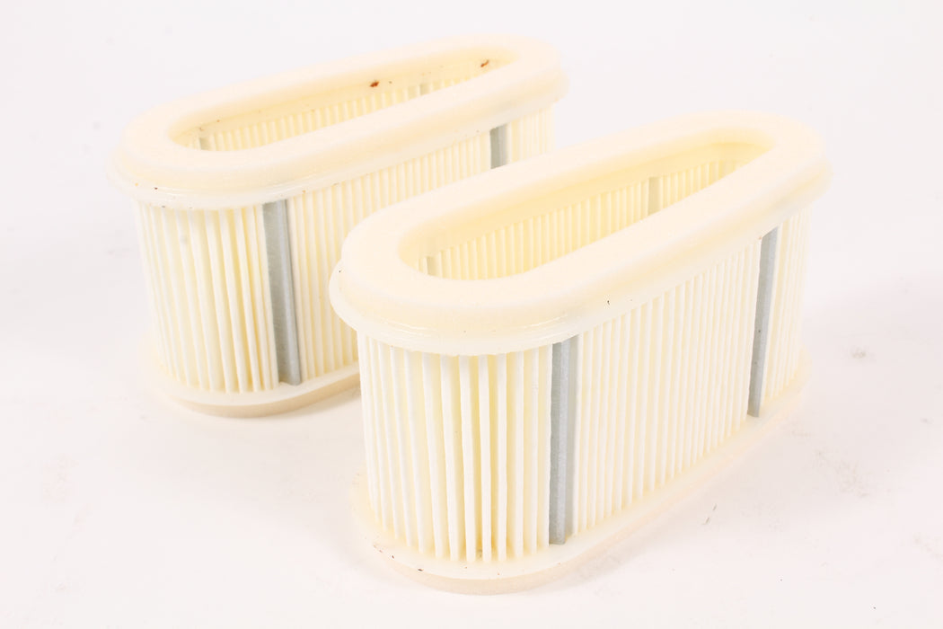2 Pack Genuine Kawasaki 11013-2141 Air Filter Element Fit Some FC401V FC420V OEM