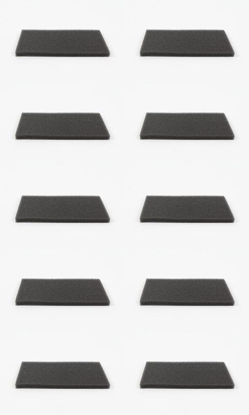 10 Pack Genuine Kawasaki 11013-7034 Foam Pre Filter For FH381V FH430V Non KAI