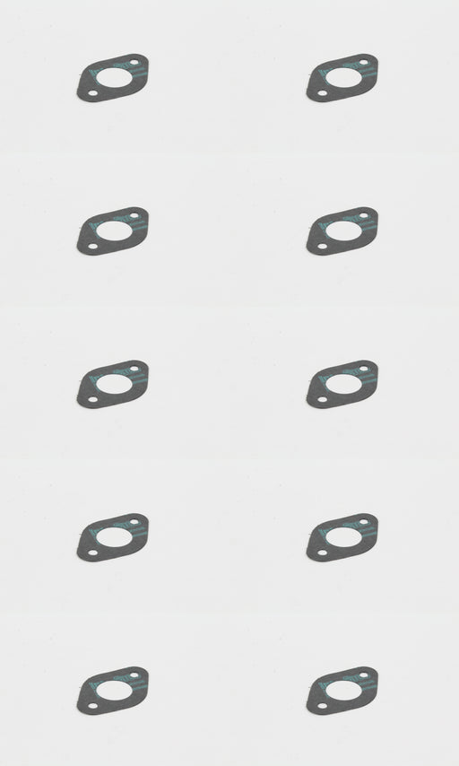 10 Pack Genuine Kawasaki 11061-7096 Insulator Gaskets Fits FJ180V OEM