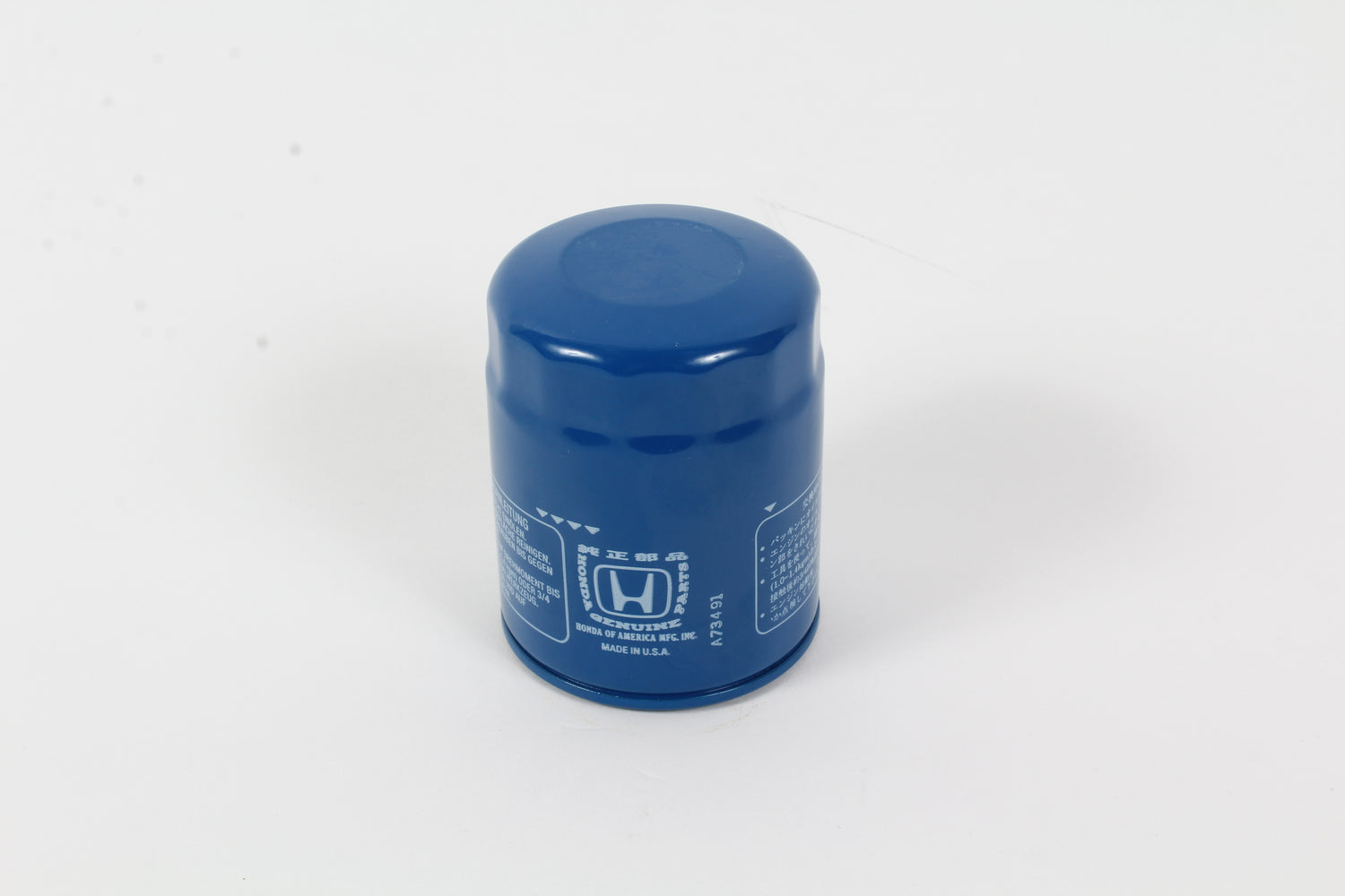 Genuine Honda 15400-PLM-A02PE Oil Filter OEM