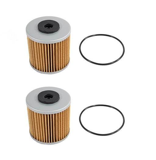 2 Pack Transmission Filter Kit Fits Ferris 5101987X2 Gravely 21548300