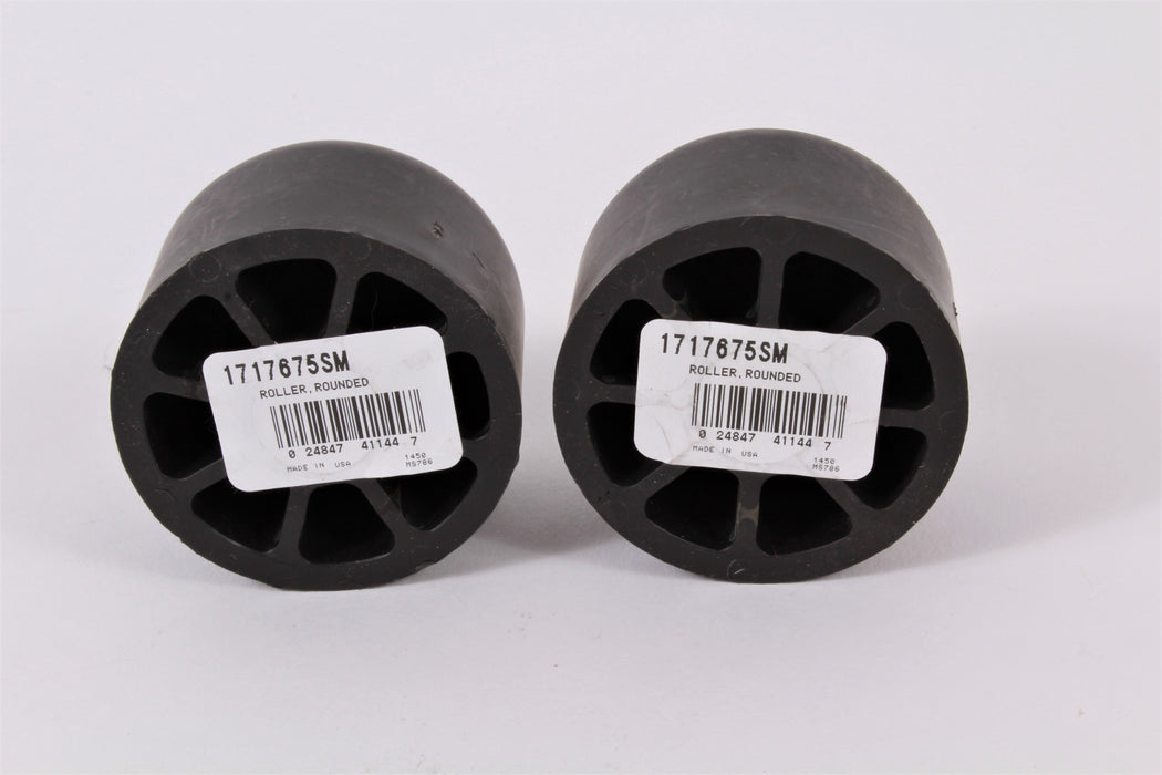 2 Pack Simplicity 1717675SM Rounded Deck End Roller Fits Murray Snapper 1717675
