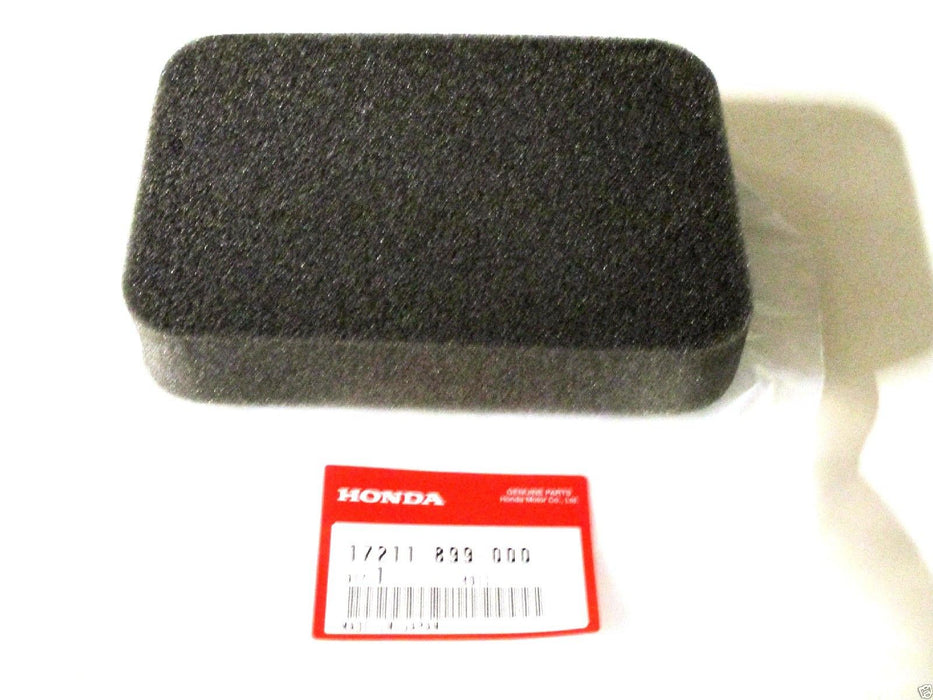 Genuine Honda 17211-899-000 Foam Air Filter OEM
