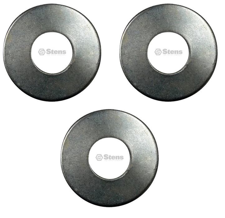 3 Pack Blade Bolt Washer Fits Kubota K5651-34352 K5651-34350 2-3/4""