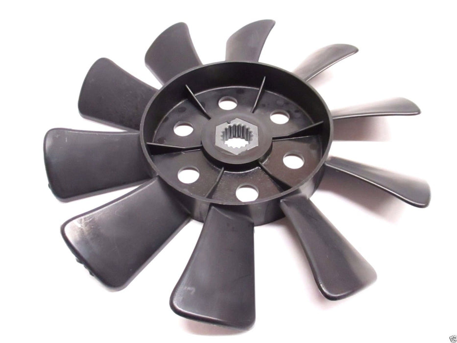 Genuine Tuff Torq 1A646083070 Transmission Cooling Fan Black 10 Blade OEM