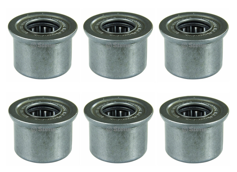 "6 Pack Stens 215-267 Heavy Duty Wheel Bearing 3/4"" ID 1-3/8"" OD 1.145"" Height"