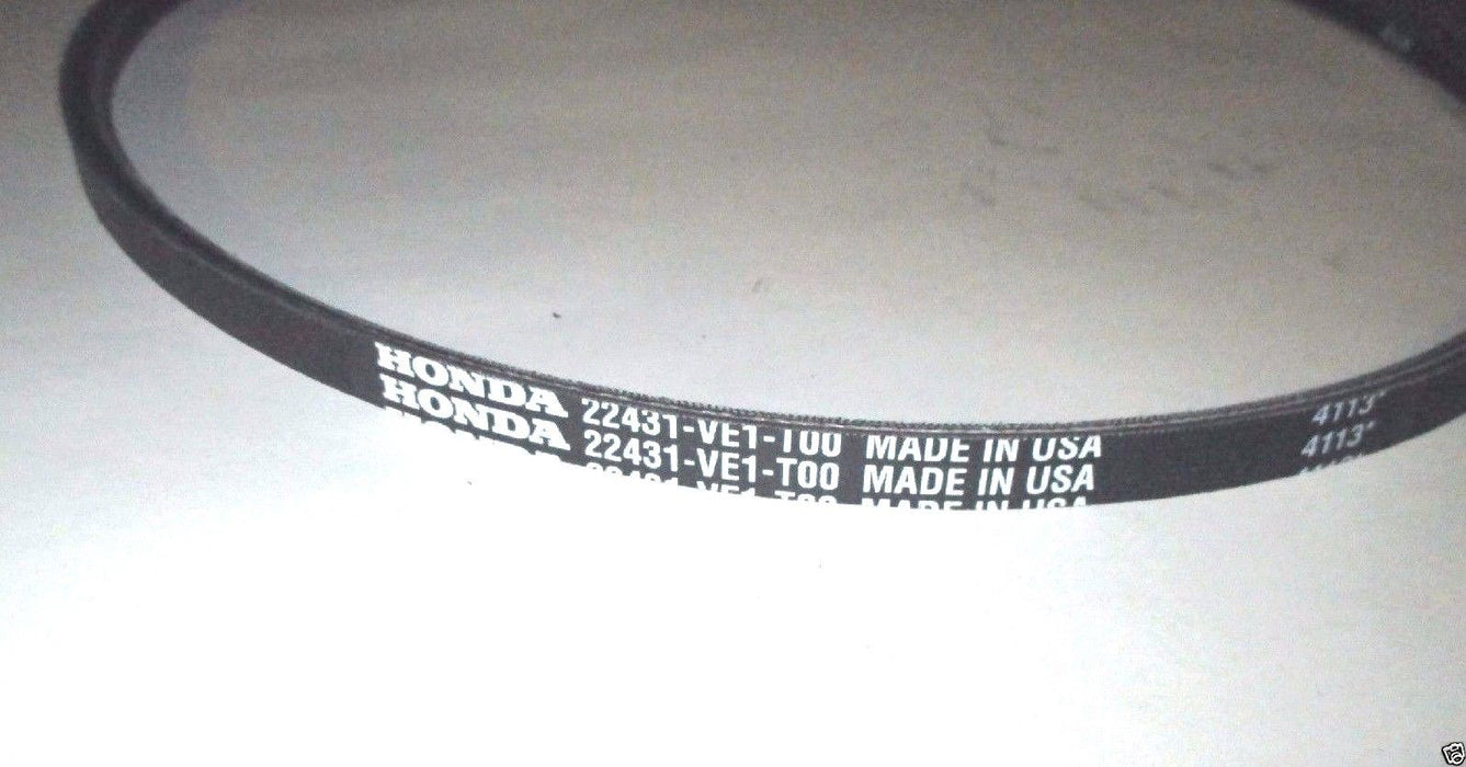 Genuine Honda 22431-VE1-T00 V Belt 3L 36.3 OEM