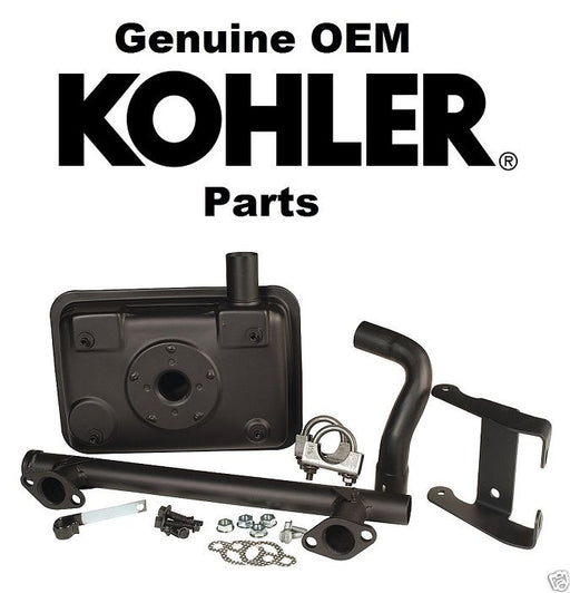 Genuine Kohler 24-786-08-S Muffler Kit Starter Side 24 786 08-S OEM