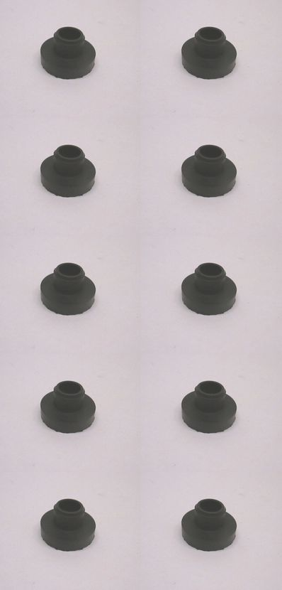 10 Pack Genuine Kohler 25-313-01-S Fuel Tank Bushing Fits Command Magnum Triad