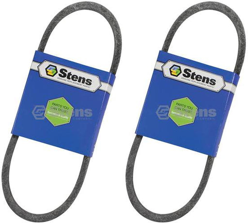 2 Pack Stens 265-842 OEM Replacement Belt Exmark 1-413096