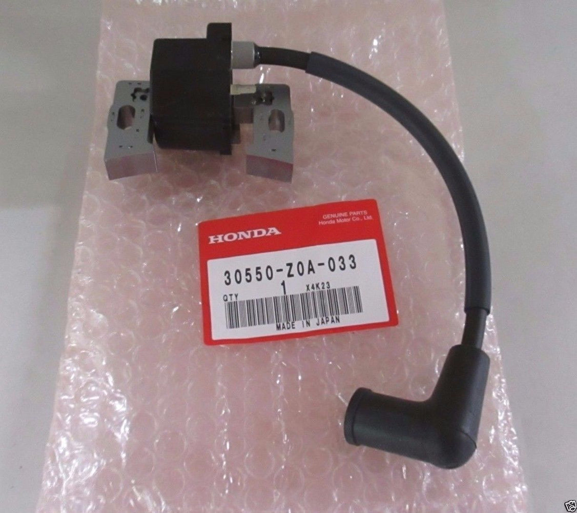 Genuine Honda 30550-Z0A-033 Ignition Coil #2 OEM