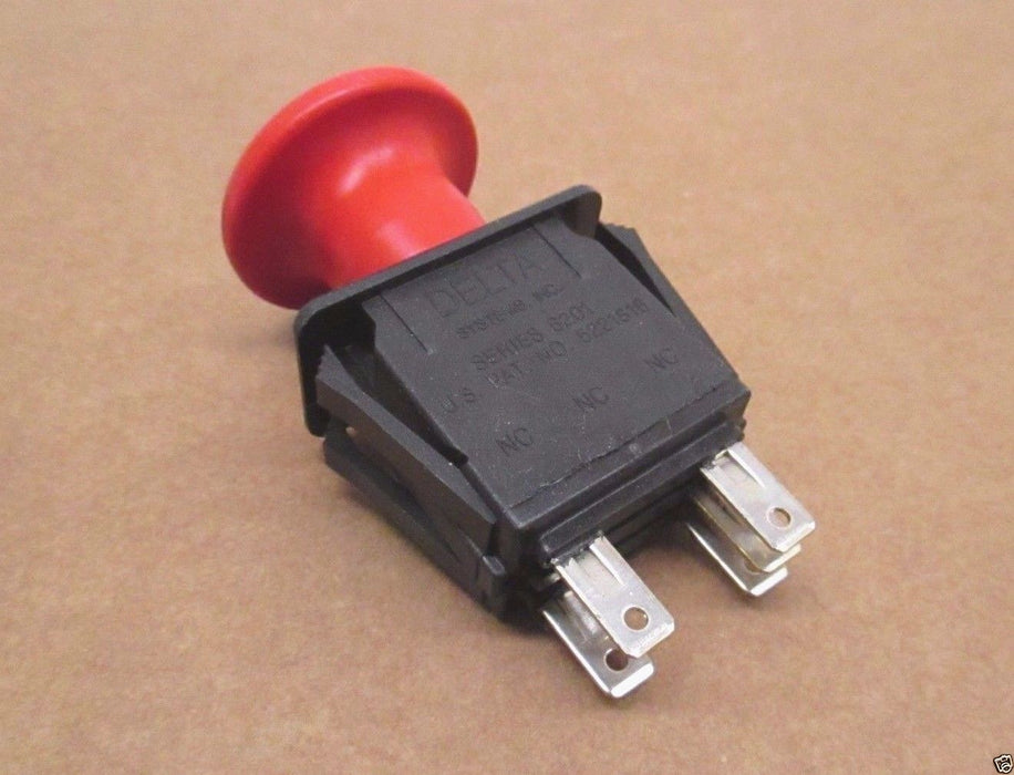 Oregon 33-082 PTO Switch for Bunton Bobcat 2188153 Push Pull Red Knob