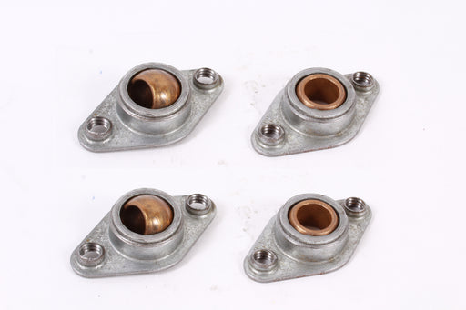 4 Pack Genuine Murray 334163MA Bearing & Retainer Fits Craftsman 334163