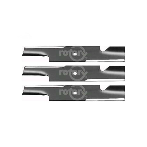 3 Pack Lawn Mower Blades Fits Windsor 50-2300