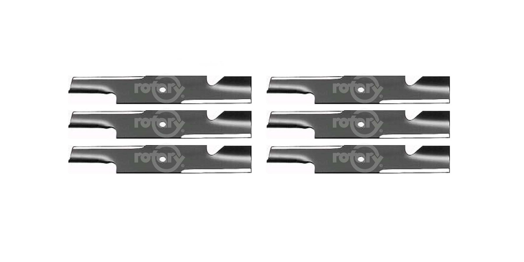 6 Pack Lawn Mower Blades Fits Windsor 50-2300