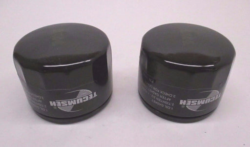 2 Pack Genuine Tecumseh 36563 Oil Filter OEM