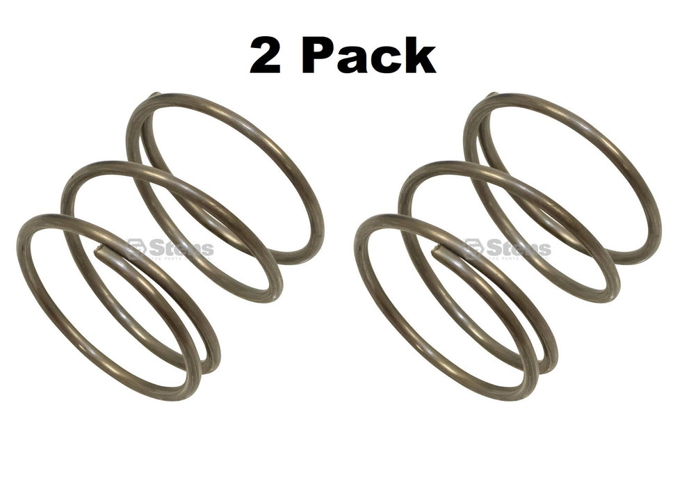 2 Pack Stens 385-225 Trimmer Head Spring Fits Redmax 521819601 PT104 Plus 4""