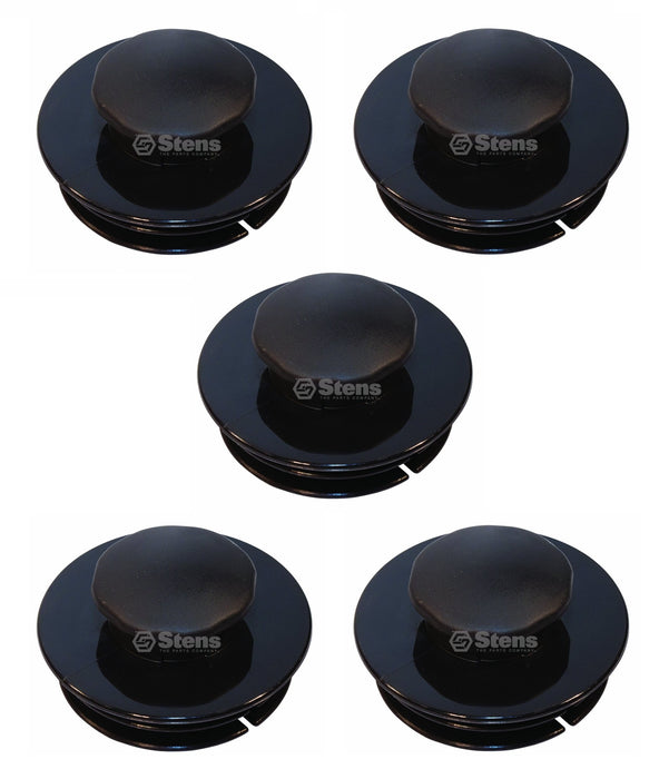 5 Pack Stens 385-892 Trimmer Head Spool Fits Echo P022006770