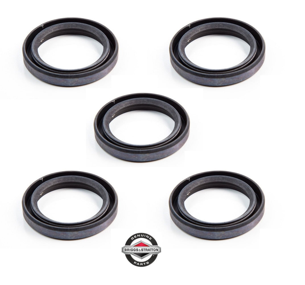 5 Pack Genuine Briggs & Stratton 391086s Oil Seal Replaces 298423 391086 OEM