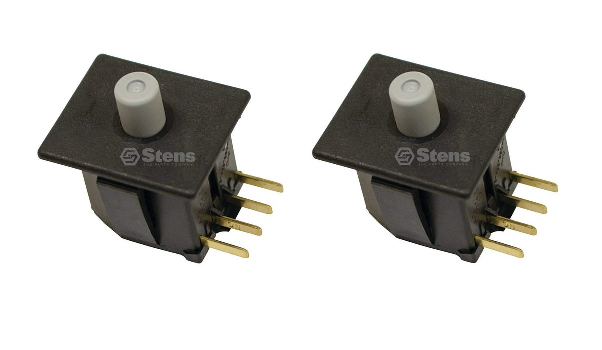 2 Pack Safety Switch For Scag 483473 Husqvarna 587648401 MTD Cub Cadet 925-04165