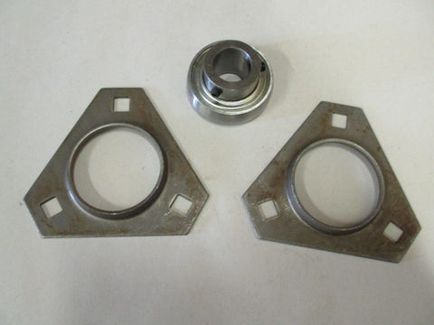 Oregon 48-210 Flange & Bearing Kit for Bunton PL0878 PL0832 Kees 363161
