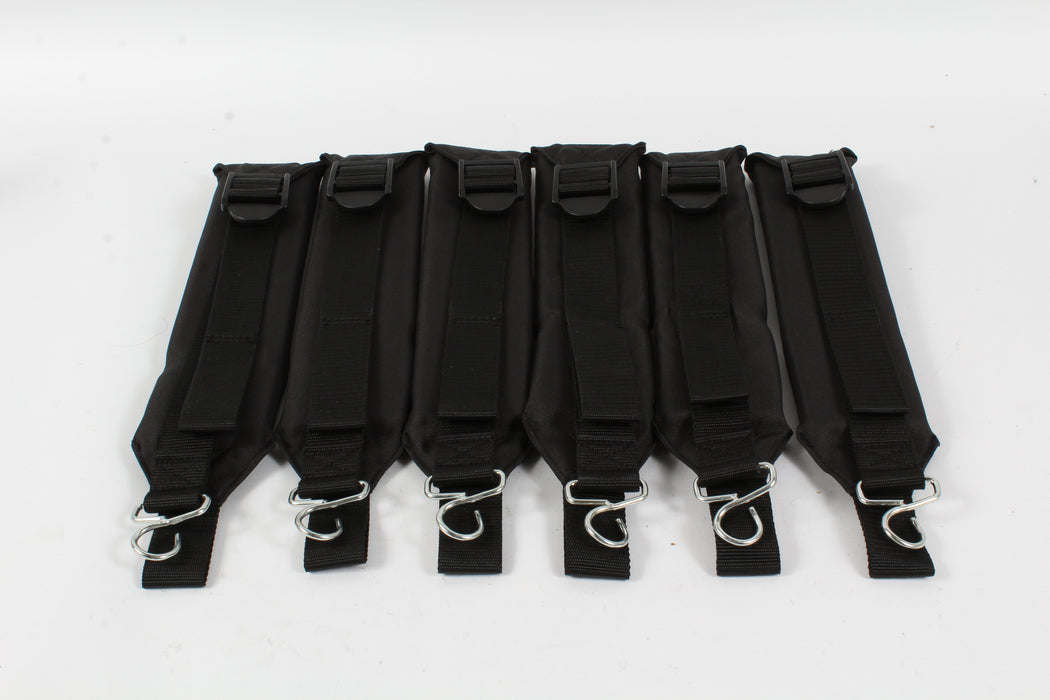6 Pack Genuine RedMax 511758401 Backpack Blower Shoulder Straps EBZ7500 EBZ8500