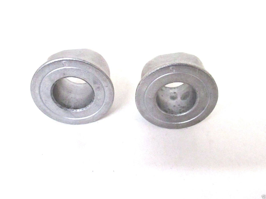 2 Pack Genuine Husqvarna 532009040 Wheel Bearing Bushing Fits 9040H AYP OEM