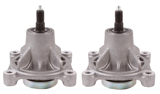 2 Pack Husqvarna 587125201 Spindle Assembly Replaces 532174356 174356 OEM