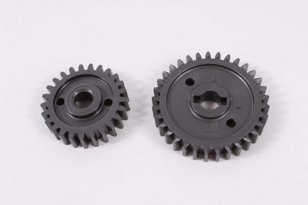 Genuine Kawasaki 59051-2113 & 59051-2114 Spur Gear Set for Water & Oil Pump