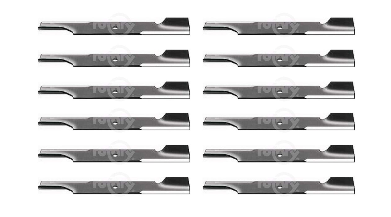 12 Pack Rotary 6026 Lawn Mower Blade Fits Scag 48112 481709 482882