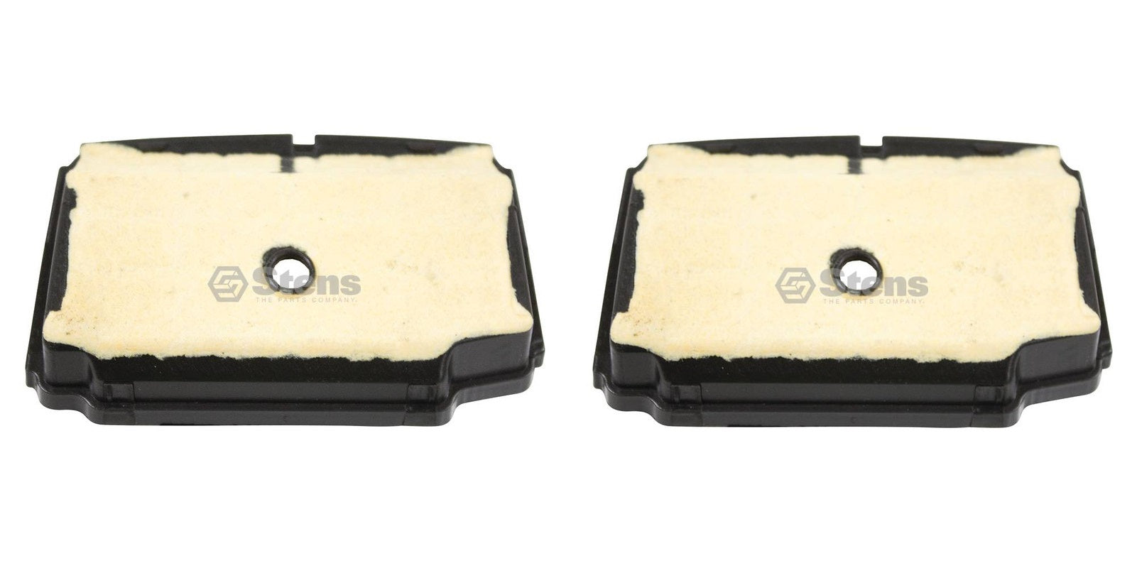 2 Pack Stens 605-392 Air Filter Fits Stihl 1137-120-1600 MS192T