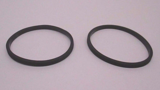 "2 Pack Genuine Tecumseh 631028A Carburetor Float Bowl Gasket 2-1/16"" OEM"