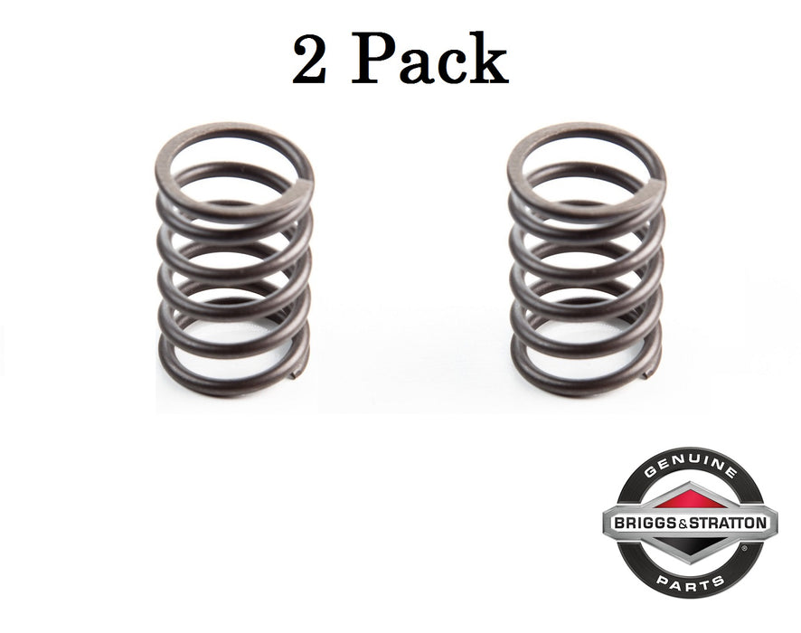 2 Pack Genuine Briggs & Stratton 691279 Valve Spring Replaces 262811