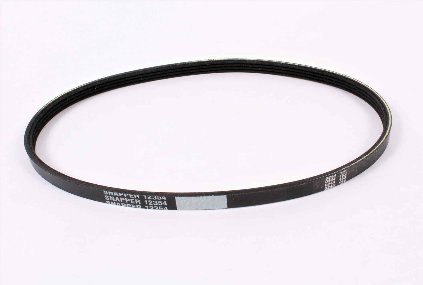 Genuine Snapper 7012354YP Multi Ribbed Mower Drive Belt Replaces 1-2354 7012354