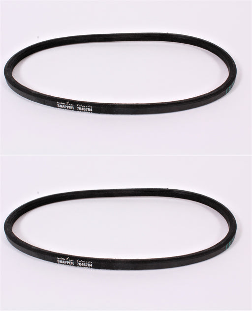"2 Pack Genuine Snapper 7046784YP Drive Belt Fits 46784 7046784 21"" RP P C"