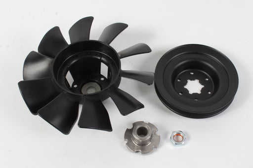 Genuine Hydro Gear 72124 Fan & Pulley Kit Fits 53821 53812 53904 44133 OEM