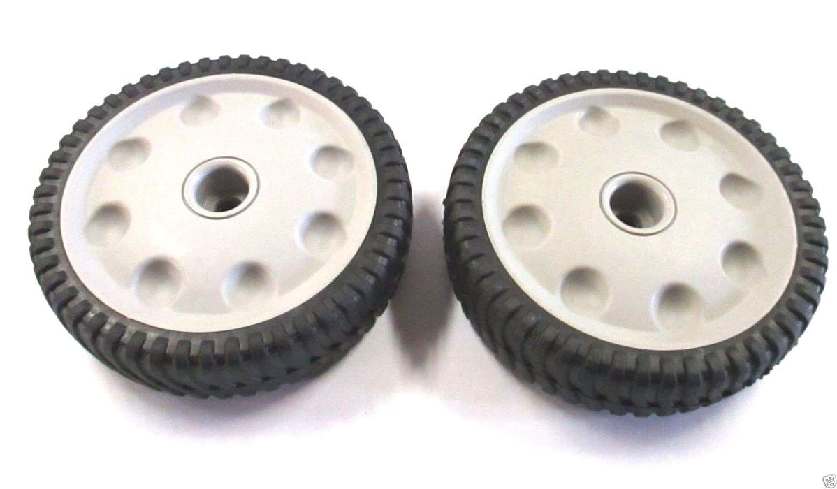"2 Pack Genuine MTD 734-04018C 8"" Internal Gear Drive Wheel Fits Troy-Bilt OEM"