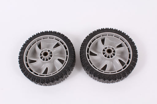 "2 Pack Genuine MTD 734-04562 7"" Wheel Fits Columbia Craftsman Huskee Troy Bilt"