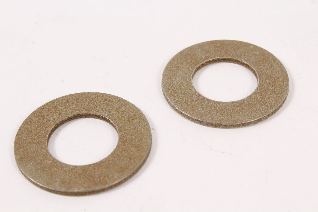 2 Pack MTD 736-0187 Washer Fits Bolens Columbia Craftsman Huskee Troy Bilt White
