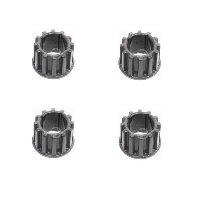 4 Pack Rotary 7716 Wheel Bushing Fits Murray 93064 493064 93064A 93064MA