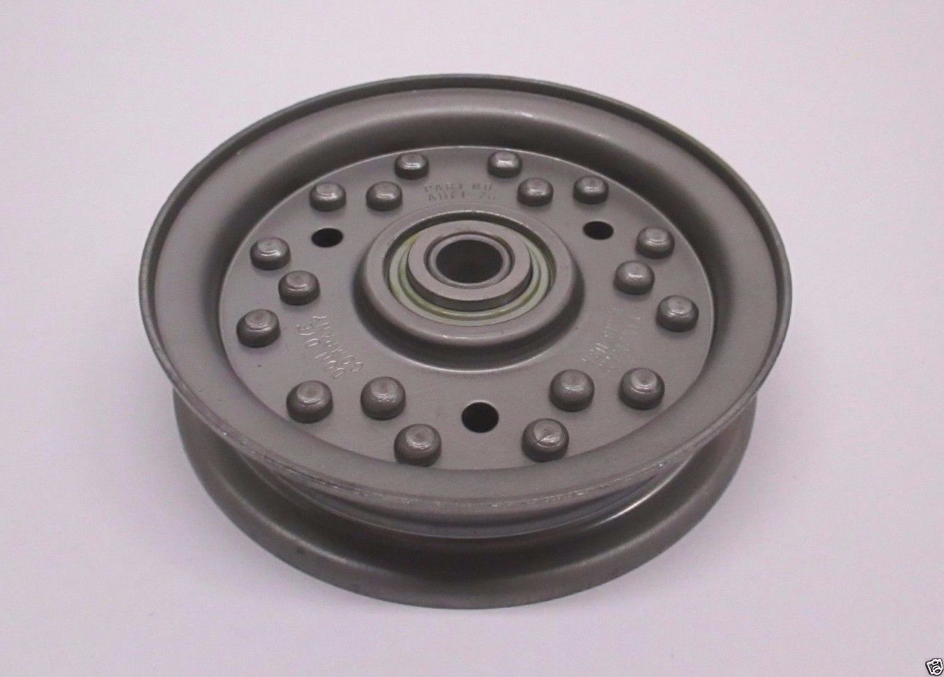 Oregon 78-009 Flat Idler Pulley for Dixie Chopper 30224 4-3/4""