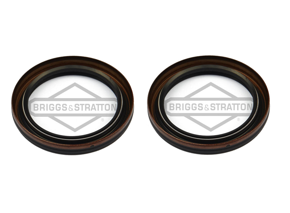 2 Pack Genuine Briggs & Stratton 795387 Oil Seal Fits 499145 690947 791892 OEM