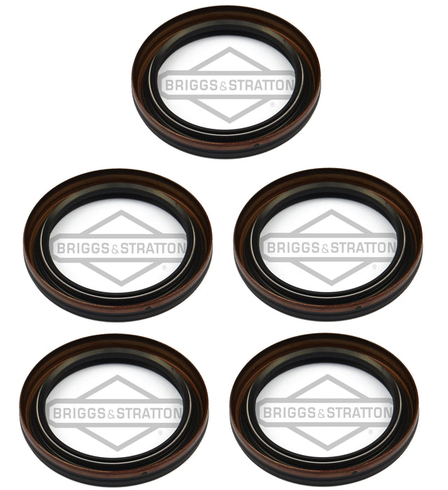 5 Pack Genuine Briggs & Stratton 795387 Oil Seal Fits 499145 690947 791892 OEM