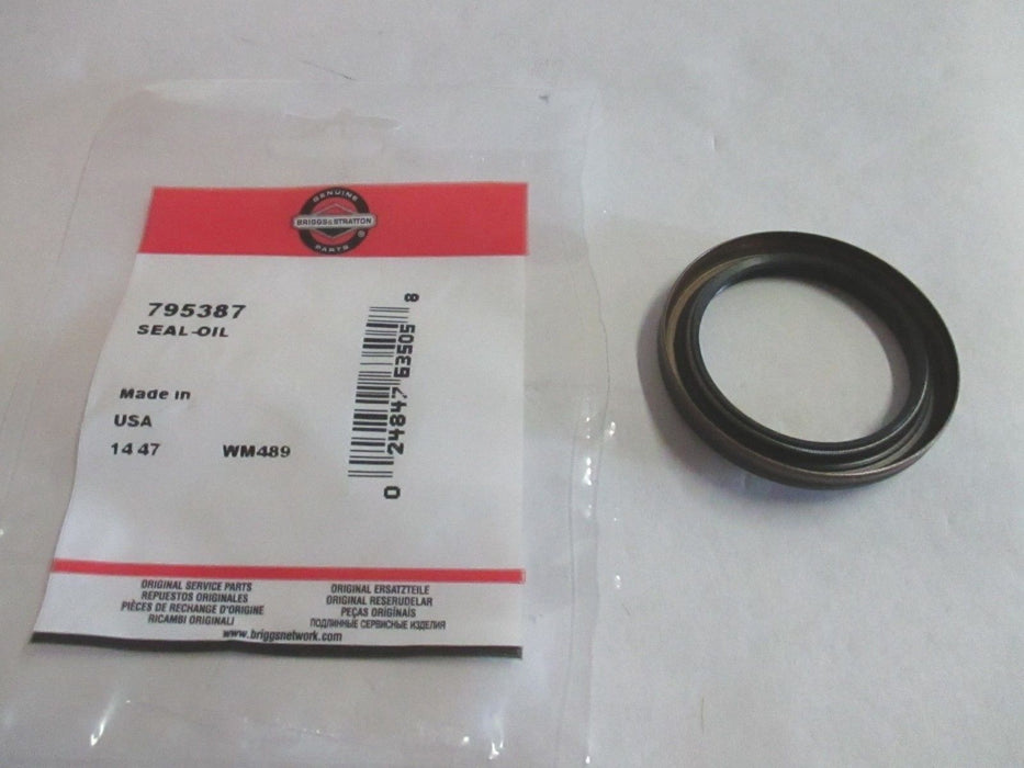 Genuine Briggs & Stratton 795387 Oil Seal Replaces 499145 690947 791892 OEM