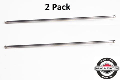 2 Pack Genuine Briggs & Stratton 795444 Push Rod Replaces 498597 692045