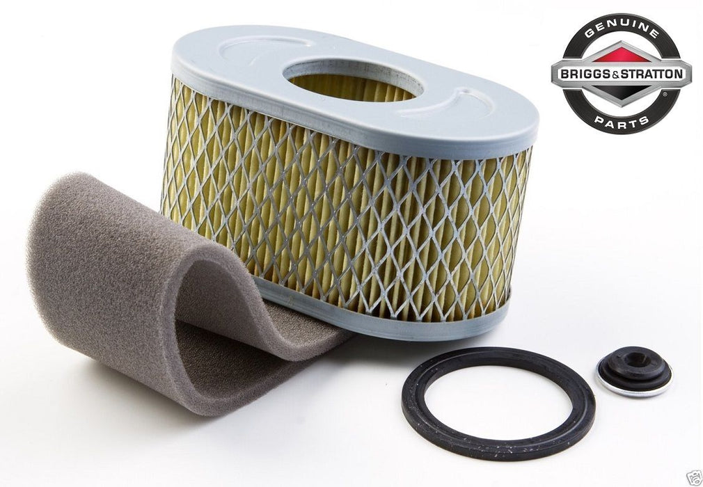 Genuine Briggs & Stratton 797033 Air Filter & Pre Filter Combo OEM